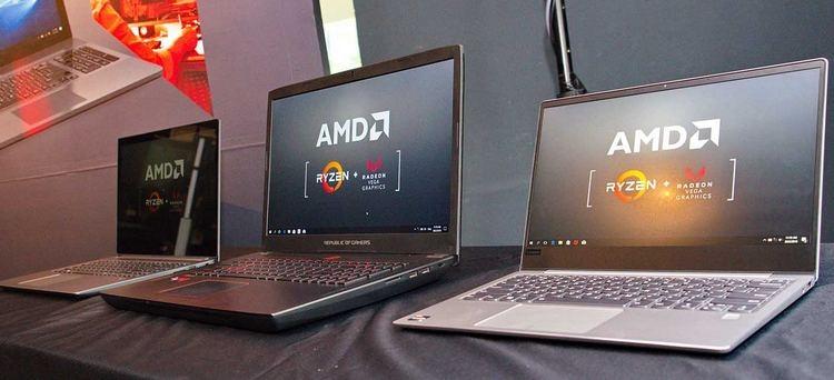 """Некоторые производители не намерены выпускать ноутбуки на 7-нм процессорах AMD"""""""