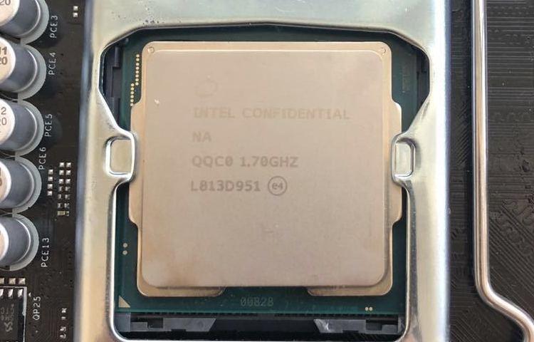"""Intel готовит восьмиядерный процессор Core i9-9900T с TDP до 35 Вт"""""""