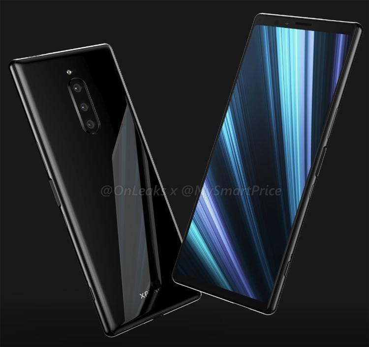 "Раскрыто оснащение смартфона Sony Xperia XZ4: чип Snapdragon 855 и батарея на 4400 мА·ч"""