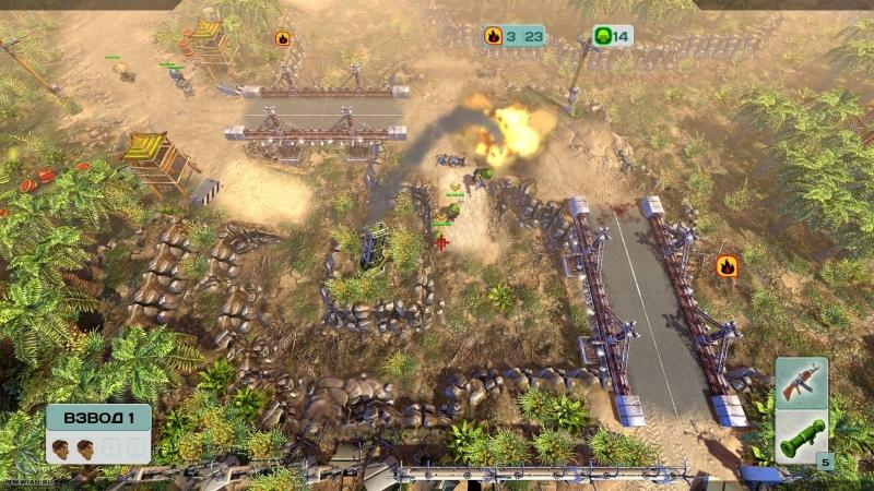 Cannon Fodder 3 симпатична и вполне актуальна