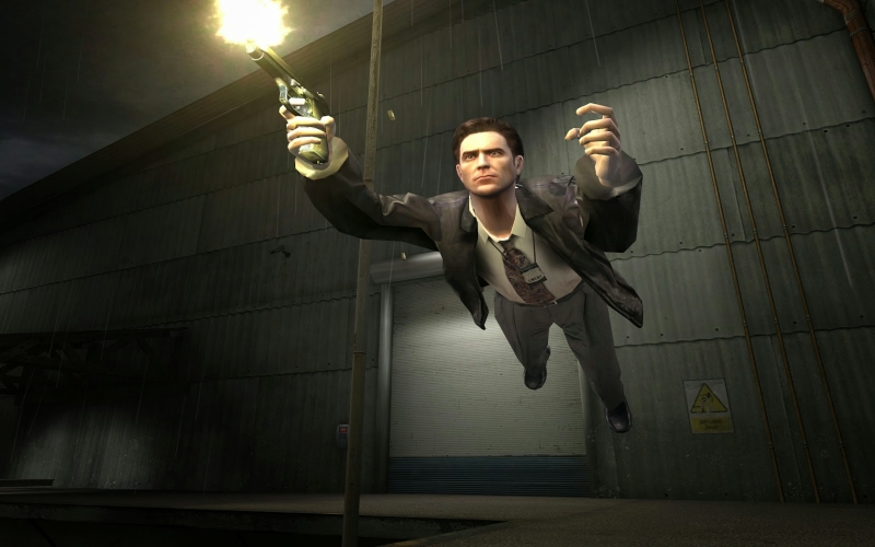 С приходом Макса Пейн в играх появилась хореография экшена