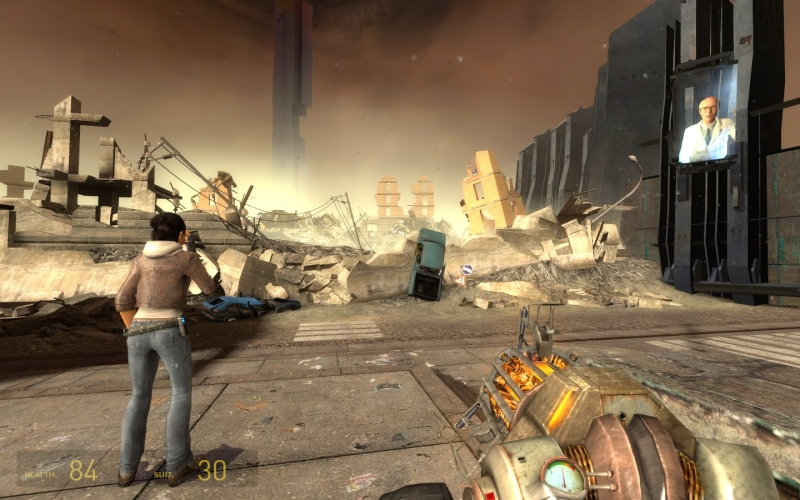 Гравипушка стала, пожалуй, самым ярким вымышленным оружием в мире видеоигр