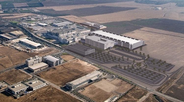 Завод Fab 28 в Кирьят-Гате (Intel)