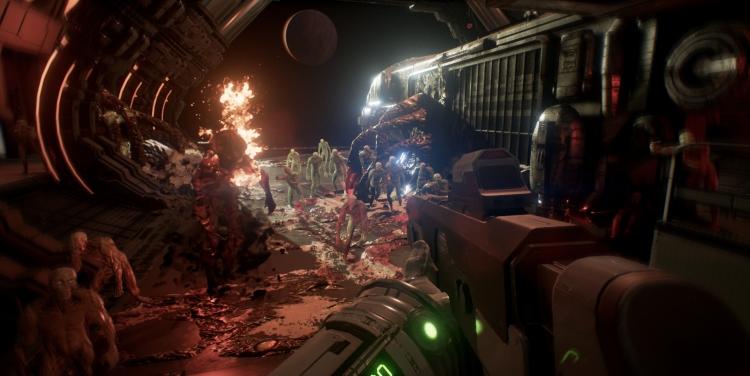 Трейлер к запуску роглайк-боевика Genesis Alpha One