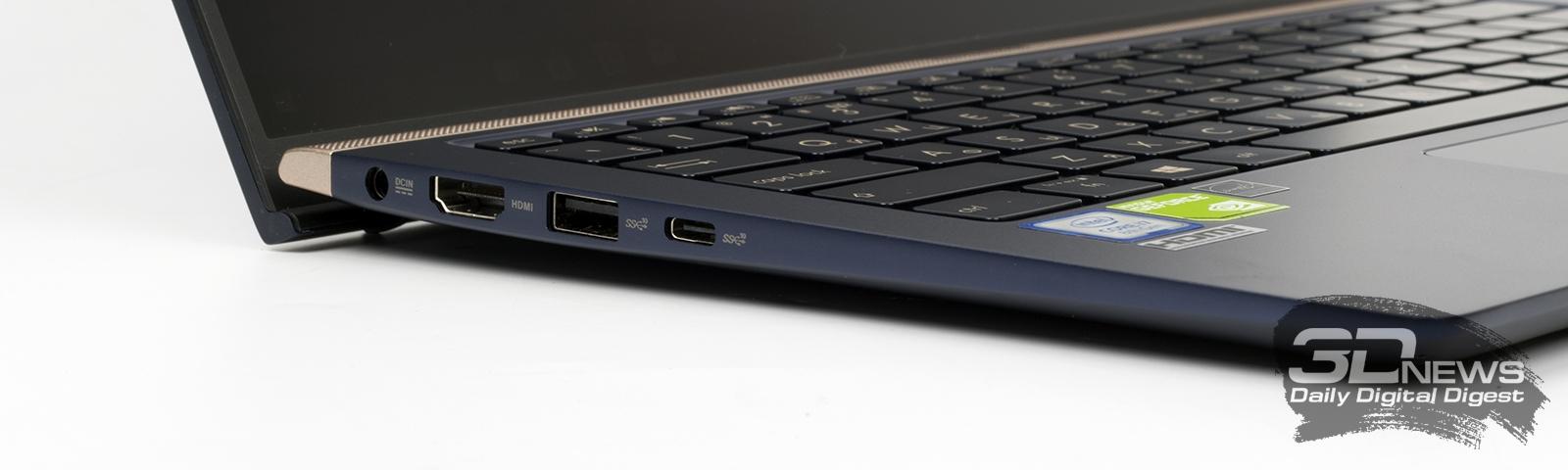 Обзор ультрабука ASUS ZenBook 14 UX433FN: компактность