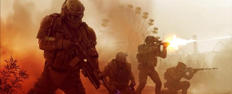 Видео: Warface предлагает отправиться в город-призрак Припять на консолях