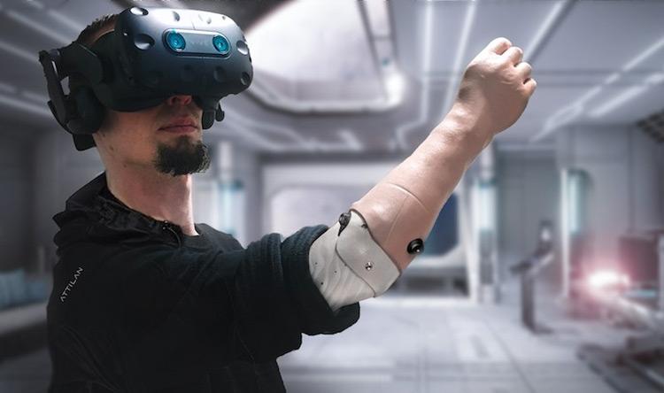 """«Моторика» применила VR для адаптации к протезам в игровой форме"""""""