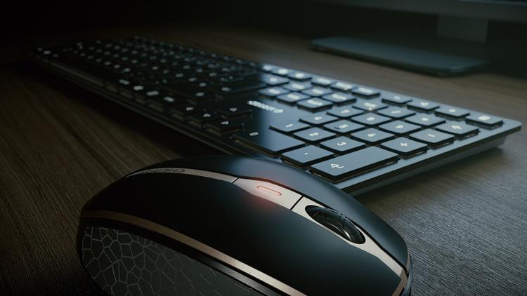 """Клавиатура и мышь Cherry DW 9000 Slim не нуждаются в проводах"""""""
