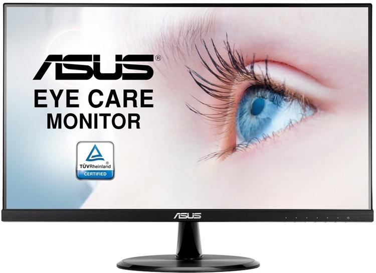 """Дуэт мониторов ASUS Eye Care с безрамочным дизайном"""""""