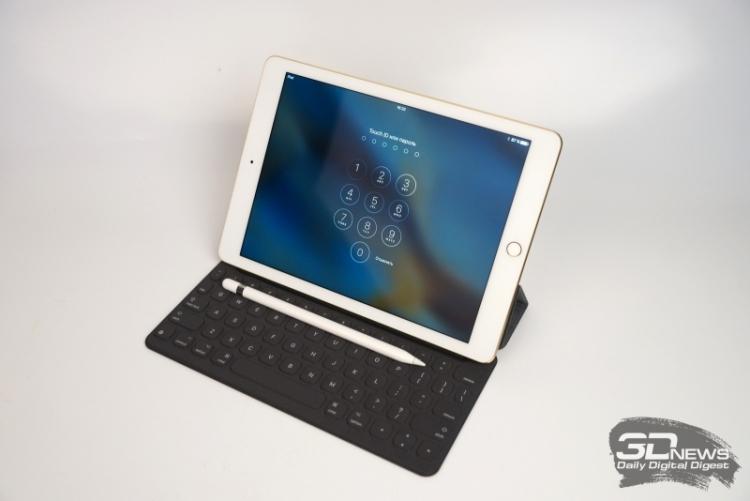 """Bloomberg: Apple готовит к выходу несколько моделей iPad, а также представит лазерную 3D-камеру"""""""