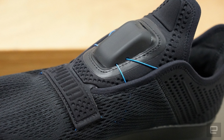 """В 2020 году выйдут самозашнуровывающиеся кроссовки Puma Fi по цене $330"""""""