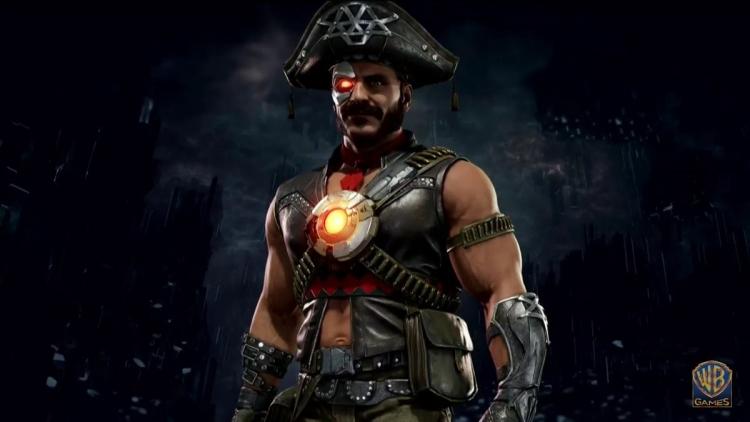 """В Mortal Kombat 11 появится Кано с эксклюзивным обликом для игроков из Бразилии"""""""