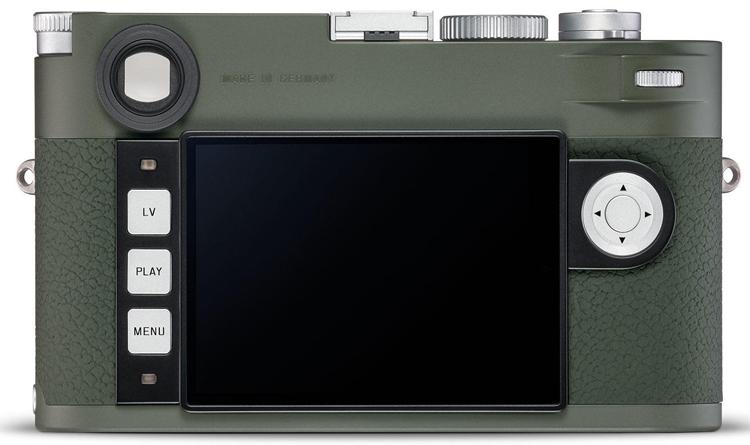 """Камера ограниченной серии Leica M10-P Edition Safari оценена в $8450"""""""