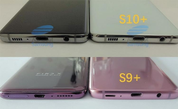 "Galaxy S10+: в тонком аппарате не обязательно жертвовать 3,5-мм разъёмом и ёмкостью батареи"""