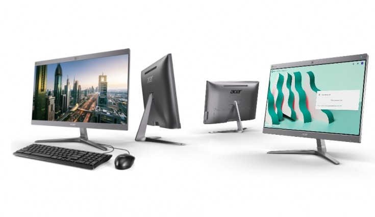 Acer представила моноблоки Chromebase 24I2 и Chromebase For Meetings 24V2 изображение