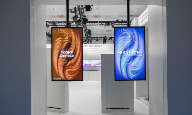 """ISE 2019: Samsung продемонстрировала первые QLED-дисплеи с разрешением 8K, новый The Wall 8K"""""""