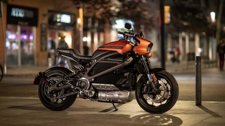 """Электроскутер и горный мотоцикл Harley-Davidson впечатлили экстремалов"""""""