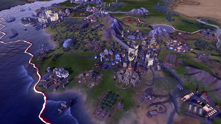 Sid Meier's Civilization VI (Nintendo Switch)