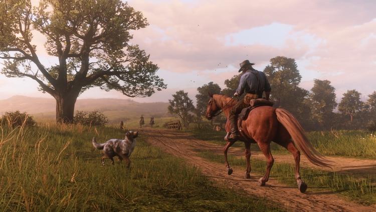 "Продажи Red Dead Redemption 2 превзошли ожидания, а Red Dead Online стартовала лучше GTA Online"""