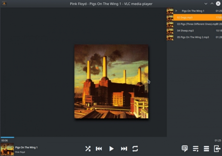 """Разработчики показали обновлённый интерфейс VLC 4.0"""""""