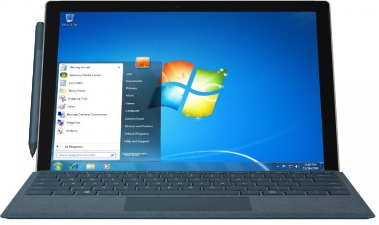 Стали известны цены на платную поддержку Windows 7
