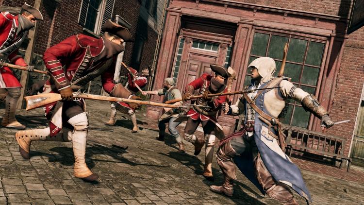 """Видео: Ubisoft показала, как выглядит обновлённаяAssassin's Creed III"""""""