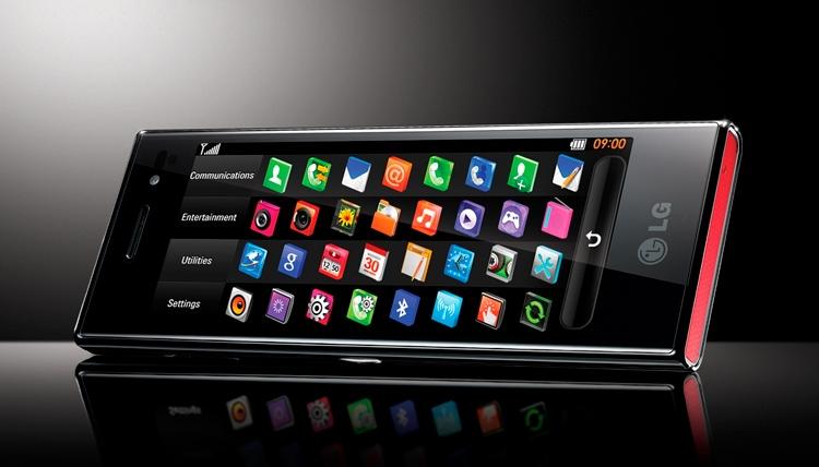 Мобильные телефоны с экранами 21:9 существовали ещё 10 лет назад. На фото LG BL40 Chocolate, представленный в 2009 году