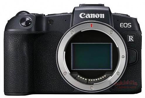 "Внешний вид и характеристики полнокадровой беззеркалки Canon EOS RP"""