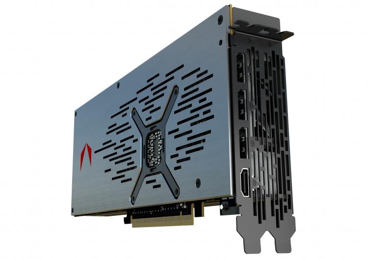 Подробный обзор видеокарты Radeon VEGA VII