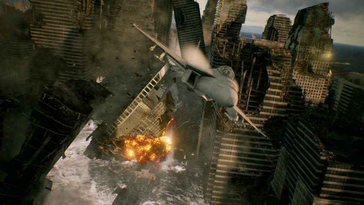 Трейлер сезонного абонемента Ace Combat 7: Skies Unknown обещает новые истории и самолёты