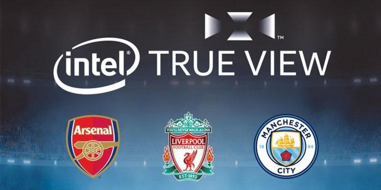 """Intel True View покажет футбольный матч как под микроскопом"""""""