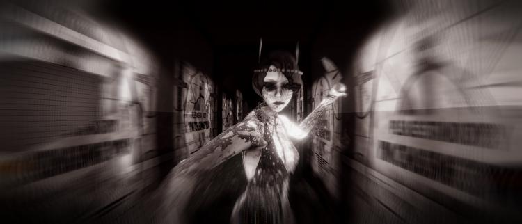 """Видео: тёмные локации, минимум цветов и пугающие враги в Dollhouse"""""""