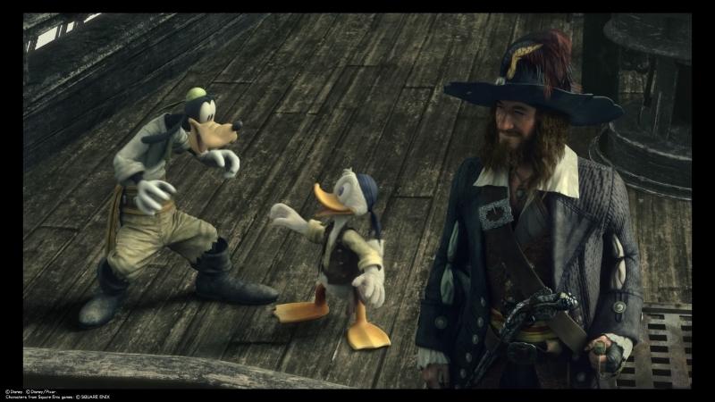 Kingdom Hearts одним скриншотом