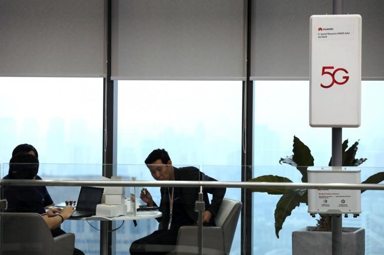 """Таиланд запустил тестовый стенд Huawei 5G, несмотря на предупреждения США"""""""