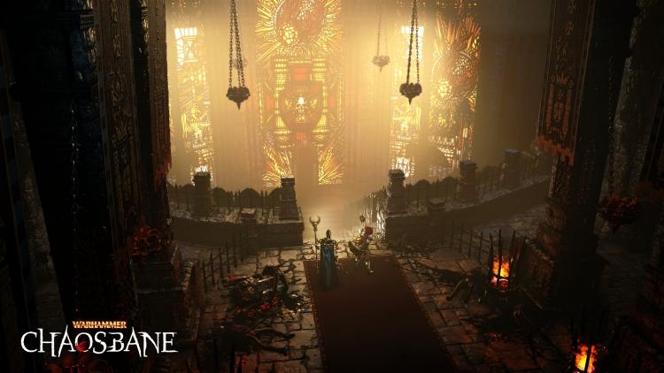 """Экшен-RPG Warhammer: Chaosbane выйдет в начале июня"""""""