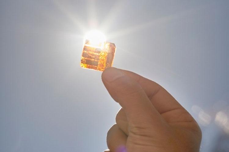 Солнечная ячейка из перовскита (MIT)