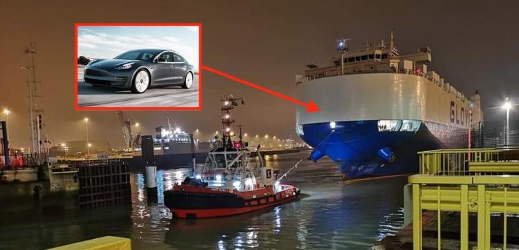 """Илон Маск прибыл в Европу, чтобы лично контролировать поставки Tesla Model 3"""""""