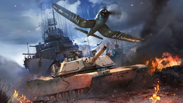 """Sony не даёт разрешения на кроссплей в War Thunder"""""""
