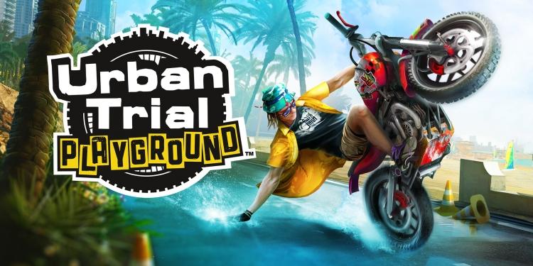 """Гоночный экшен Urban Trial Playground выйдет на PC"""""""