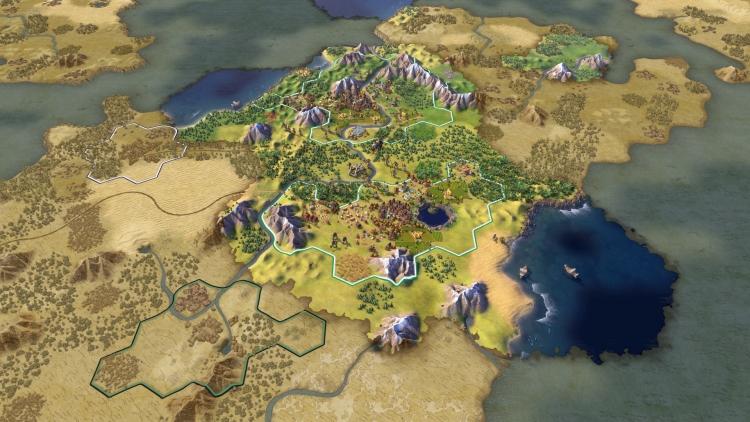 """Сегодня Sid Meier's Civilization VI станет бесплатной до 14 февраля"""""""