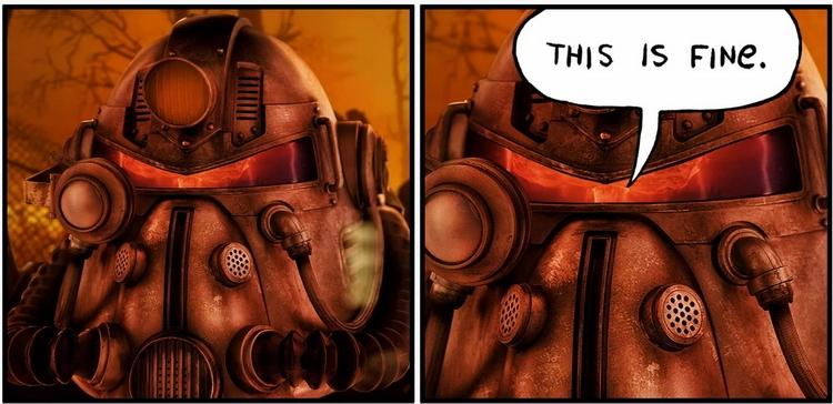 """Игроки попали в секретное убежище в Fallout 76 и попросили Bethesda не блокировать их"""""""