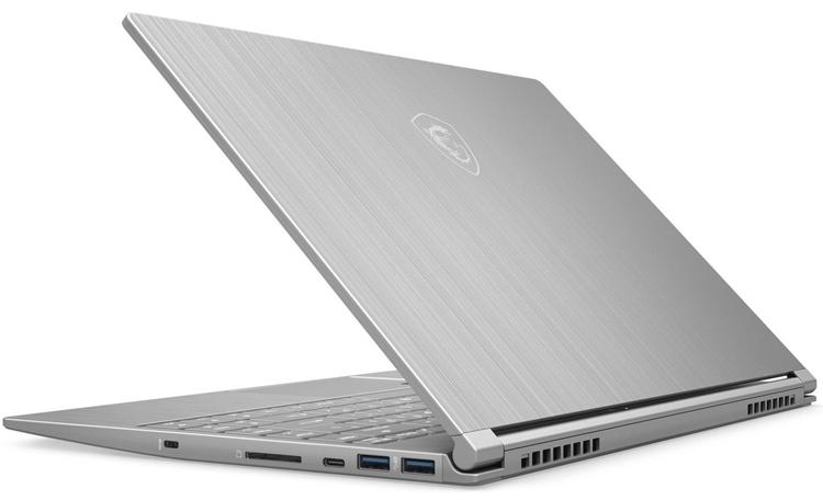 """MSI оснастит новый 14-дюймовый ультрабук видеокартой GeForce MX250"""""""