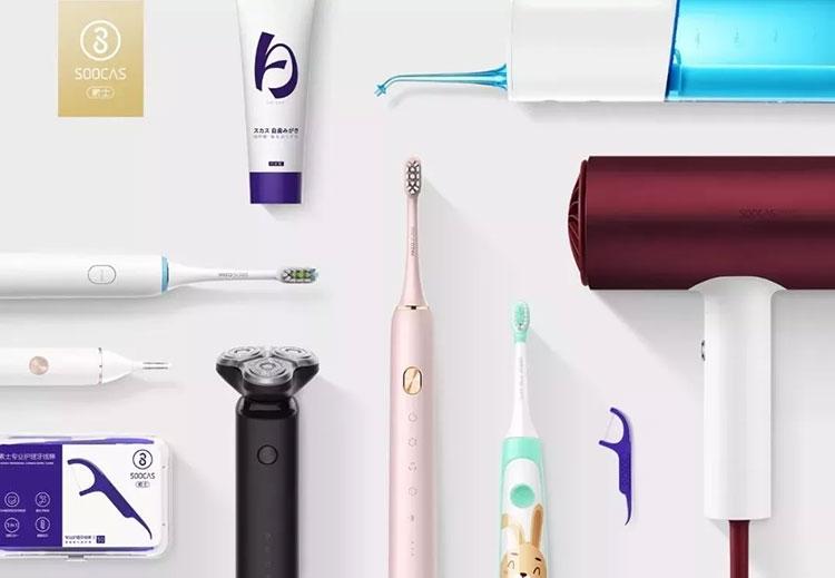 """Принадлежащий Xiaomi производитель зубных щёток Soocas привлёк ещё $30 млн инвестиций"""""""