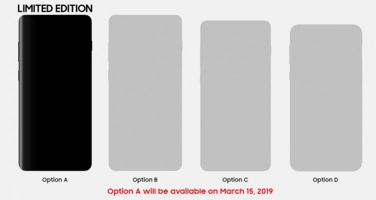 """Samsung 15 марта выпустит ограниченное издание Galaxy S10+ с 12 Гбайт оперативной и 1024 Гбайт флеш-памяти"""""""