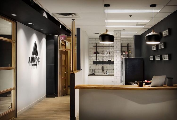 Офис AdHoc Games