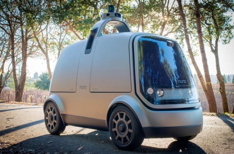 """Стартап по роботизированной доставке Nuro привлёк почти миллиард долларов инвестиций"""""""