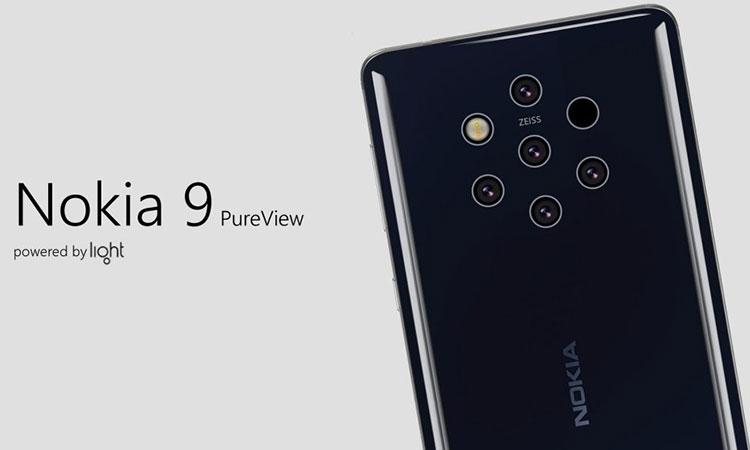 """Cайт Google для предприятий раскрыл подробности о Nokia 9 PureView"""""""