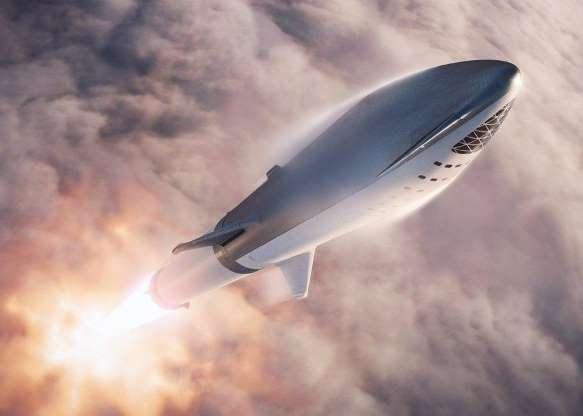 "Маск назвал цену билета на космическом корабле SpaceX до Марса"""