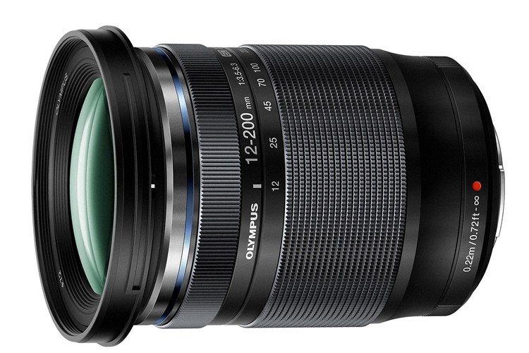 "Olympus представила супертелефото-объектив для камер Micro Four Thirds"""