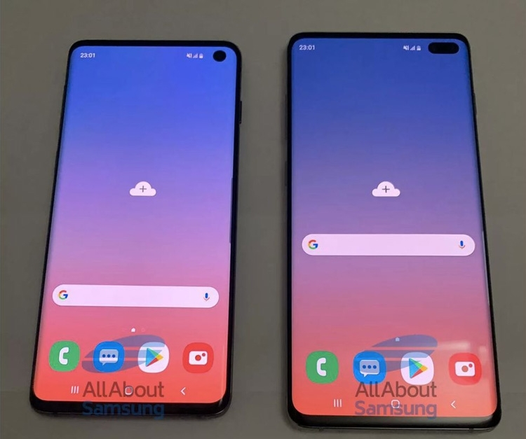 """Подробные технические характеристики смартфонов Samsung Galaxy S10"""""""